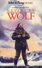Mai gridare al lupo (Never cry wolf), regia Carol Ballard, Disney 1983